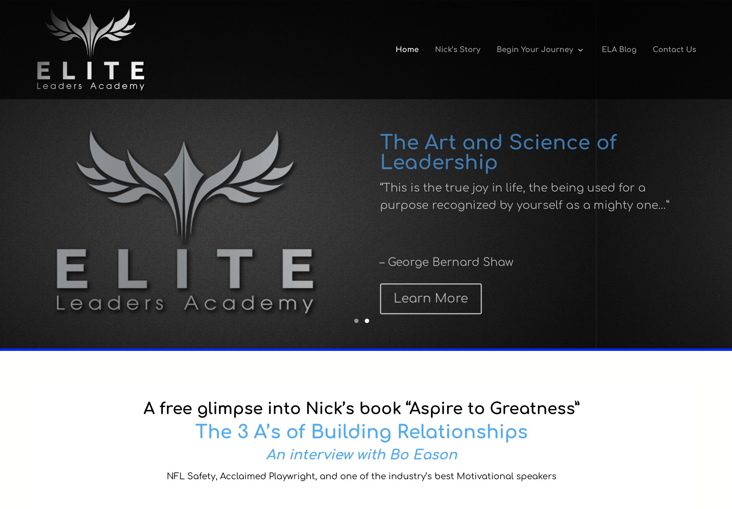 Elite Leaders Academy